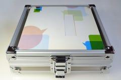 Boîte pour des disques Photo stock