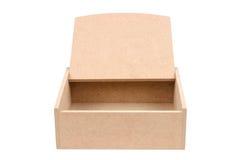 boîte rectangulaire Image stock