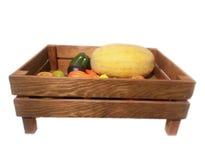 Boîte végétale Image stock