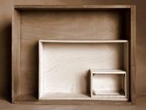 Boîtes Image stock