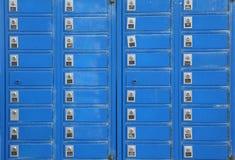 Boîtes aux lettres de vintage Photographie stock