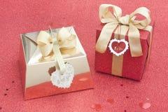 Boîtes-cadeau Image stock