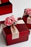 Boîtes-cadeau Photos stock