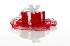 Boîtes de cadeaux photo libre de droits