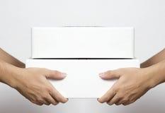 Boîtes de colis photos libres de droits