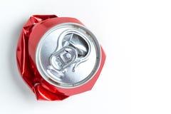 Boîtes en aluminium photo libre de droits