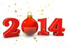 Boże Narodzenia 2014 Zdjęcie Stock
