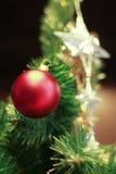 Boże Narodzenia. Bożenarodzeniowe dekoracja wakacje dekoracje Obrazy Stock