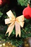 Boże Narodzenia. Bożenarodzeniowe dekoracja wakacje dekoracje Zdjęcie Royalty Free