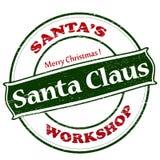 boże narodzenia Claus wesoło Santa ilustracji