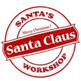 boże narodzenia Claus wesoło Santa royalty ilustracja