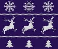 Boże Narodzenia dziający wzór ilustracji