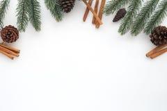 Boże Narodzenia i nowego roku tło zdjęcie stock