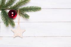 Boże Narodzenia i nowego roku tło obraz royalty free