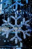 Boże Narodzenia i przyjęć światła pewny typ zdjęcie royalty free