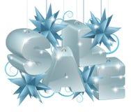 Boże Narodzenia lub nowy rok sprzedaży ornamenty Zdjęcia Stock