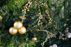 Boże Narodzenia lub nowy rok tła obrazy royalty free