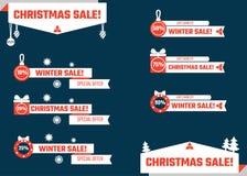 Boże Narodzenia Obniżają tercja Obrazy Royalty Free