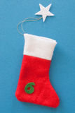 Boże Narodzenia porządkują i mały sttar obraz royalty free