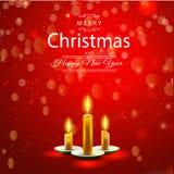 Boże Narodzenia projektują życie ilustracja wektor