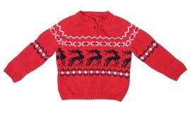 boże narodzenia projektują pulower Fotografia Royalty Free
