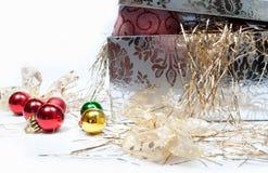Boże Narodzenia Przedstawiają Zdjęcia Stock