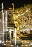 Boże Narodzenia przy zakupy centrum handlowym, Glendale Galleria fotografia stock
