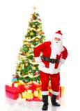 boże narodzenia Santa fotografia royalty free