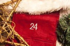Boże Narodzenia 24th Grudzień ilustracji
