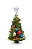 Boże Narodzenia tree-1 Zdjęcia Stock