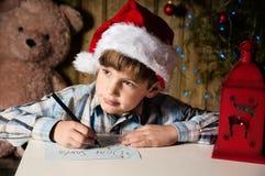 Boże Narodzenia whish Obrazy Stock