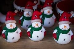 Boże Narodzenia Wprowadzać na rynek blisko urzędu miasta na Albert kwadracie w Machester Obrazy Stock