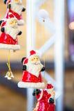 Boże Narodzenia Wprowadzać na rynek blisko urzędu miasta na Albert kwadracie w Machester Obrazy Royalty Free