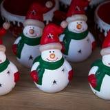 Boże Narodzenia Wprowadzać na rynek blisko urzędu miasta na Albert kwadracie w Machester Zdjęcia Stock