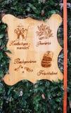 Boże Narodzenia Wprowadzać na rynek Monachium Zdjęcie Royalty Free