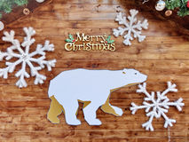 Boże Narodzenia wsiadają tło Zdjęcia Royalty Free