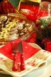Boże Narodzenia zgłaszają położenie zdjęcie stock