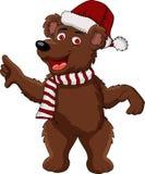 Boże Narodzenia znoszą kreskówkę ilustracja wektor