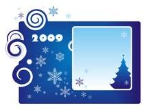 Boże Narodzenie (1) skład Ilustracja Wektor