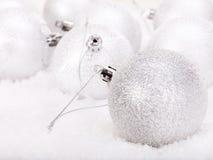 boże narodzenie balowy śnieg Zdjęcie Royalty Free