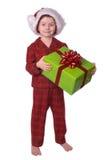 boże narodzenie chłopcy Fotografia Stock