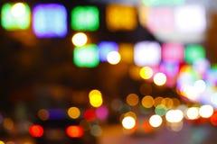boże narodzenie dekoracja zaświeca Madrid ulicę s Fotografia Royalty Free
