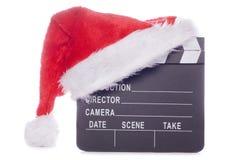 Boże Narodzenie film zdjęcie stock