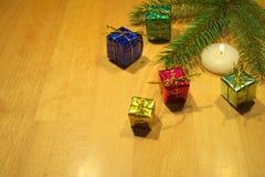 Boże Narodzenie gałązka Obrazy Stock