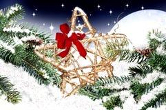 Boże Narodzenie gwiazda obrazy stock