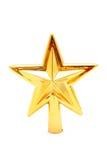boże narodzenie gwiazda Zdjęcia Royalty Free