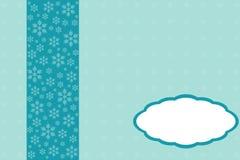 Boże Narodzenie i Nowego Roku śliczna karta ilustracji