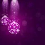 Boże Narodzenie komes Zdjęcia Stock