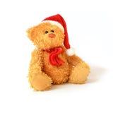 Boże Narodzenie Niedźwiedź Fotografia Stock