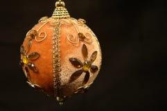 boże narodzenie ornament zdjęcie stock